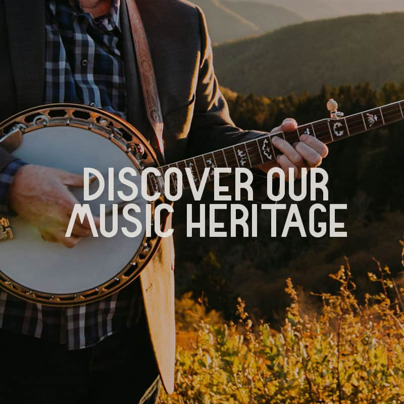 mountain music heritage