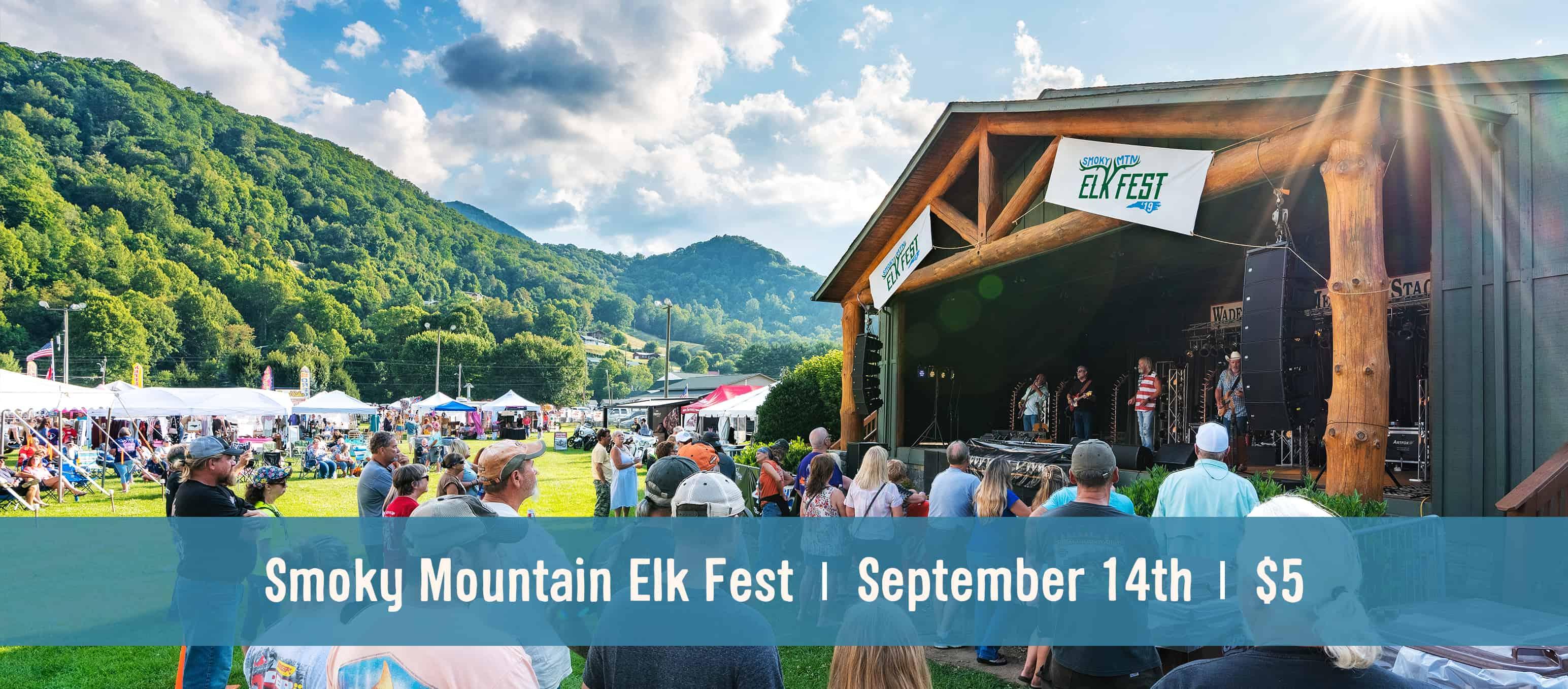Smoky Mountain Elk Fest