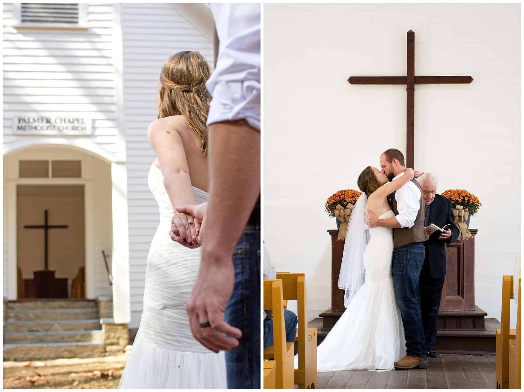 Cataloochee Valley Weddings and Engagements by Victoria Grace Photography | Visit NC Smokies