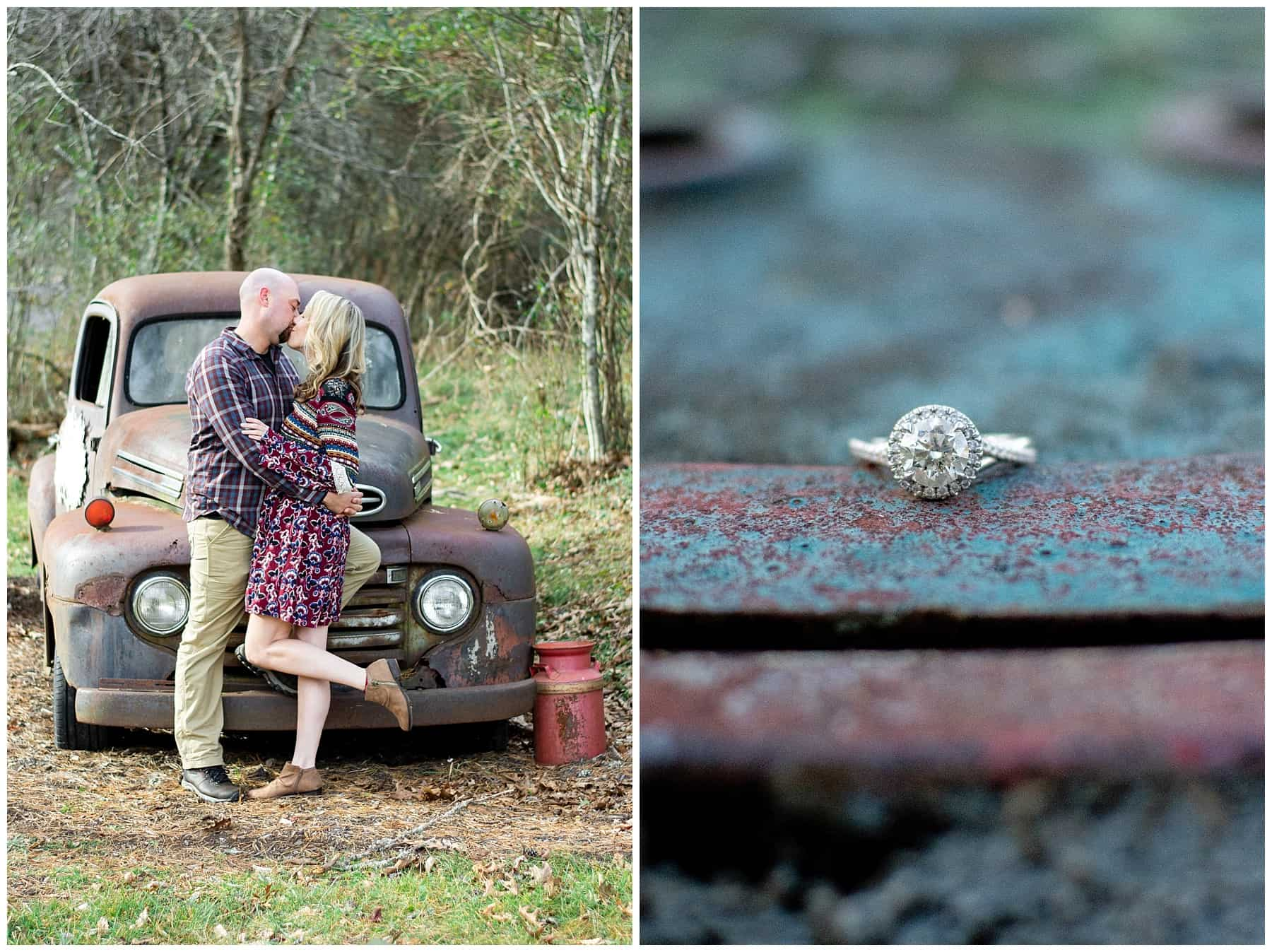 Chestnut Ridge Weddings and Engagements by Victoria Grace Photography | Visit NC Smokies