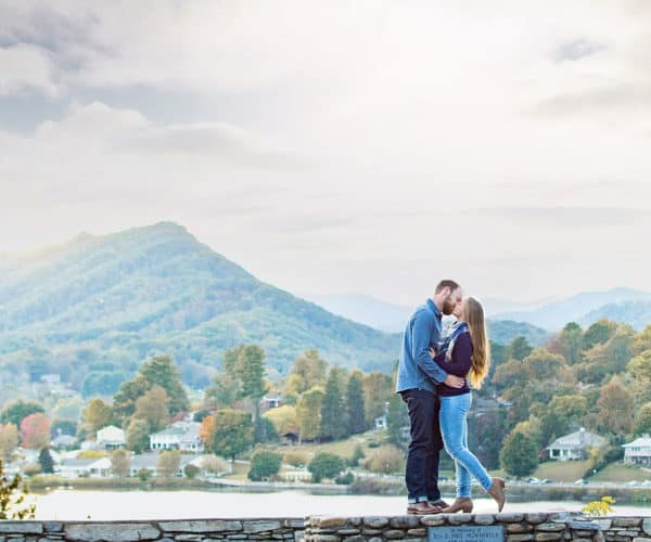 Lake Junaluska by Victoria Grace Photography | Visit NC Smokies