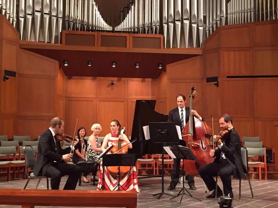 Chamber Music Society Of The Carolina S Formerly