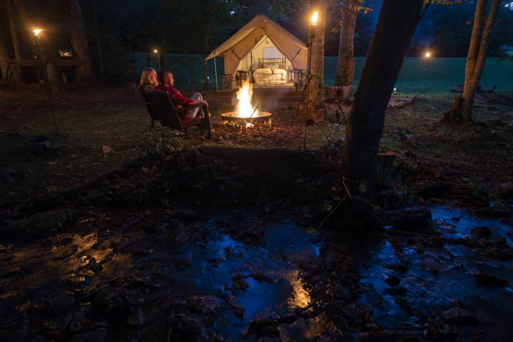Smoky Mountain Glamping