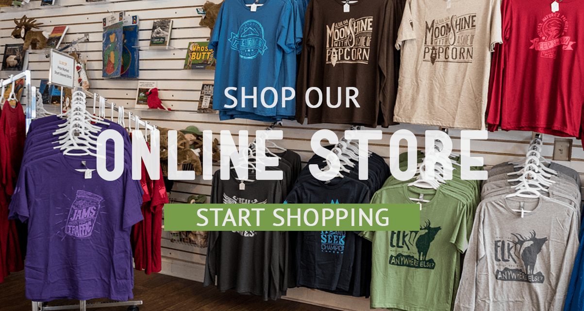 Shop our Online Store - Start Shopping