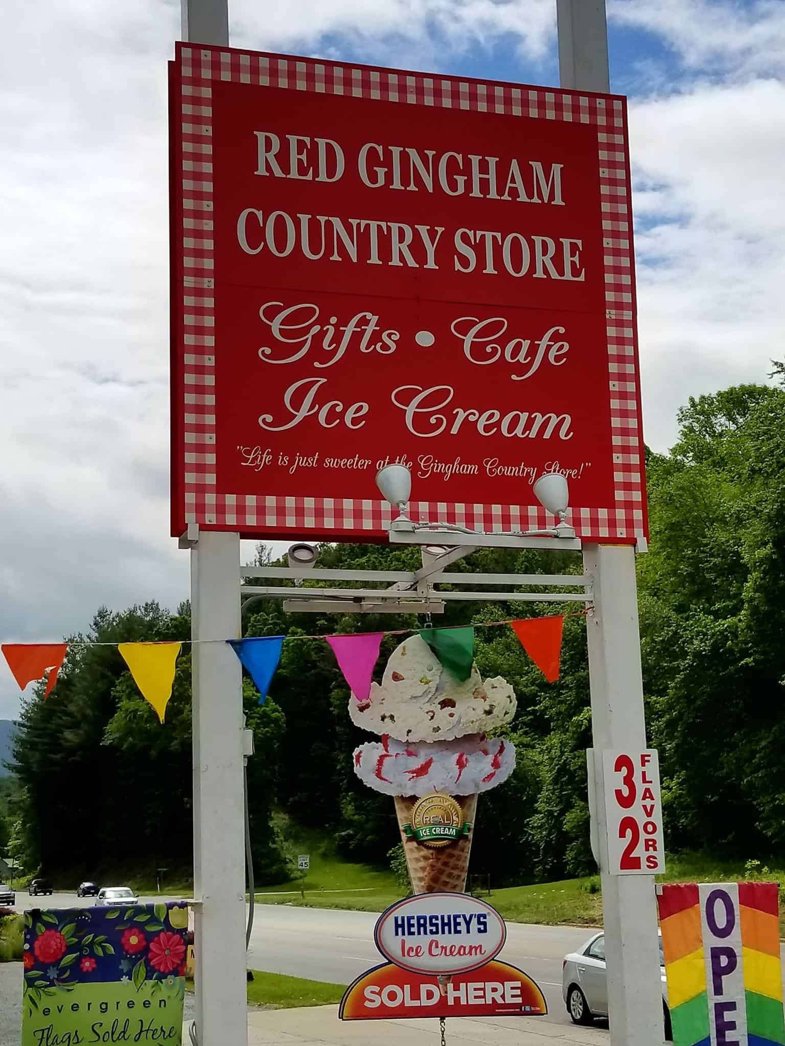 The Red Gingham Store